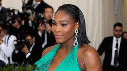 Serena Williams y su embarazo, triunfadores de la Gala