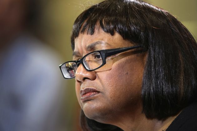 Shadow home secretary Diane Abbott defended Labour's proposal to fund 10,000 extra police