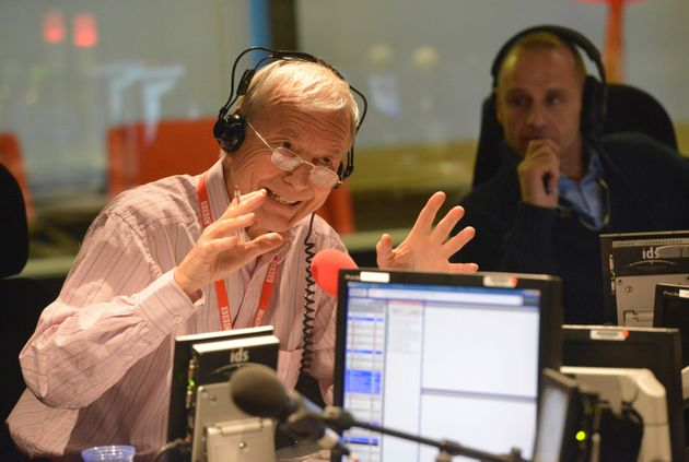 Diane Abbott sparred with Today presenter John Humphries (left) on