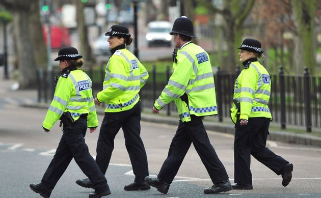 Labour said the proposed 10,000 extra police would go some way to helping forces cope with