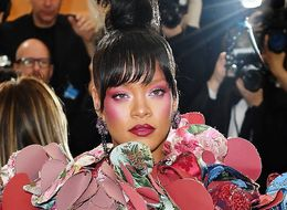 Rihanna Steals The Show (As Always) On The Met Gala Red Carpet