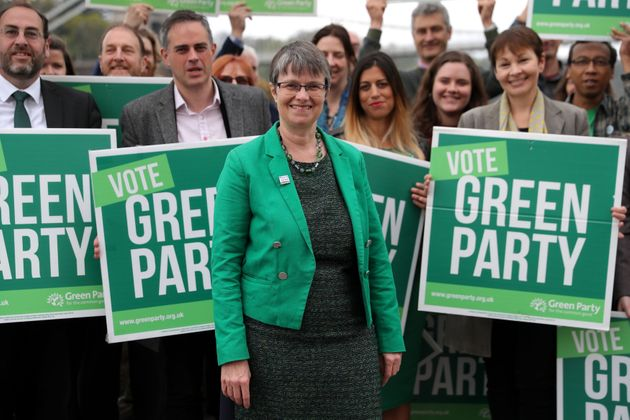 Bristol West candidate Molly Scott Cato is hoping to become the Greens' second