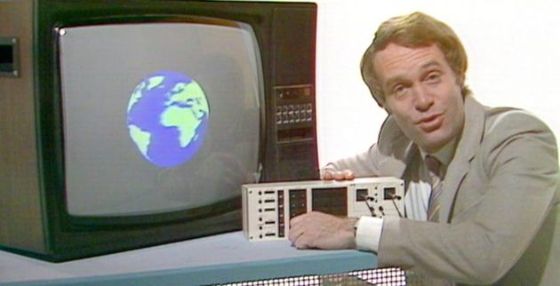 'Tomorrow's World' was one of the BBC's most popular