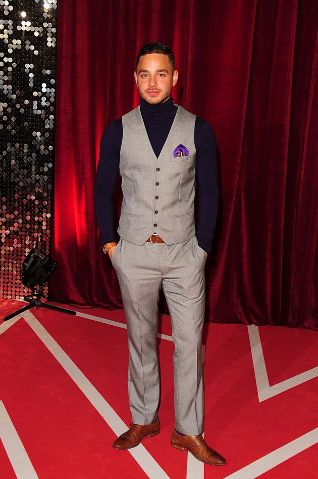 Adam Thomas plays Adam Barton on