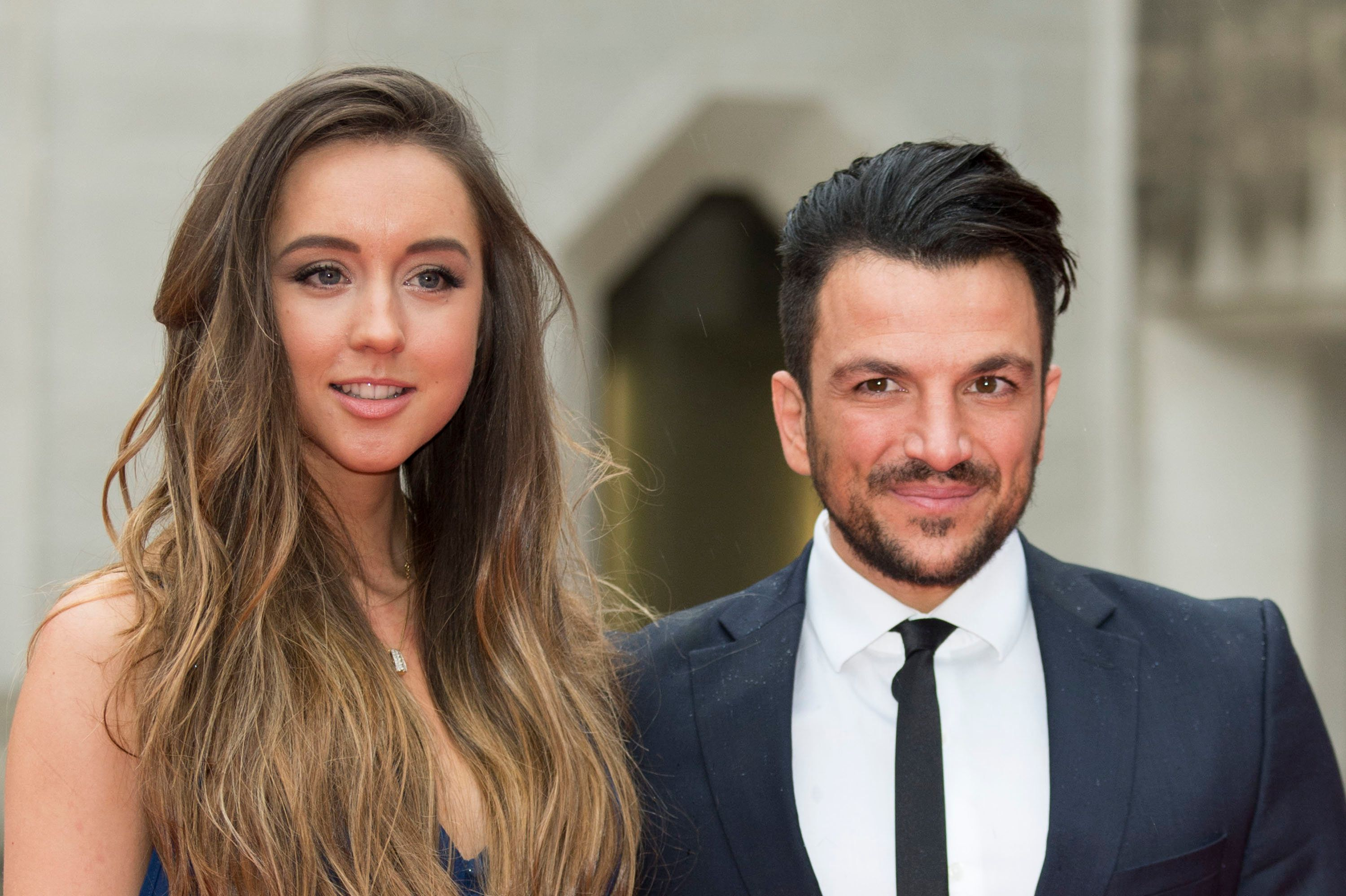 Peter Andre's Wife Emily Feels Guilty She Didn't Spot Baby Theo Had