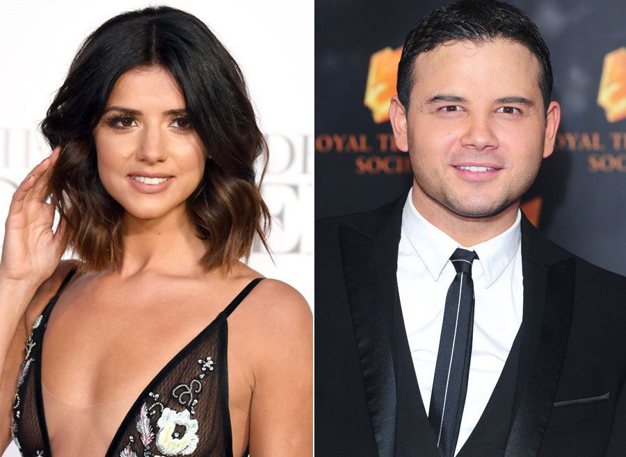 Lucy Mecklenburgh And Ryan Thomas Spark Romance Hopes As They Train For Bear Grylls'