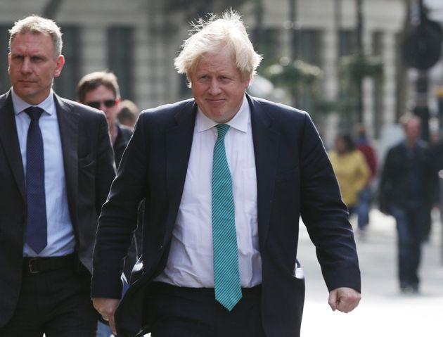 Boris Johnson's latest insult was calling Jeremy Corbyn a