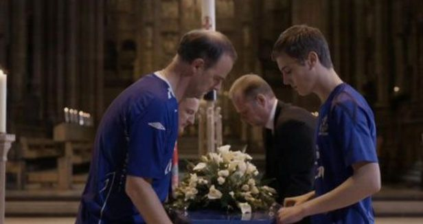 'Little Boy Blue's second episode depicted the moving funeral service for Rhys, that moved many viewers...