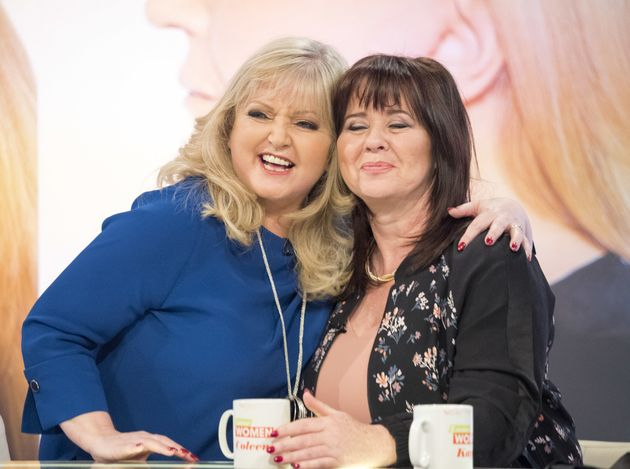 Linda and Coleen