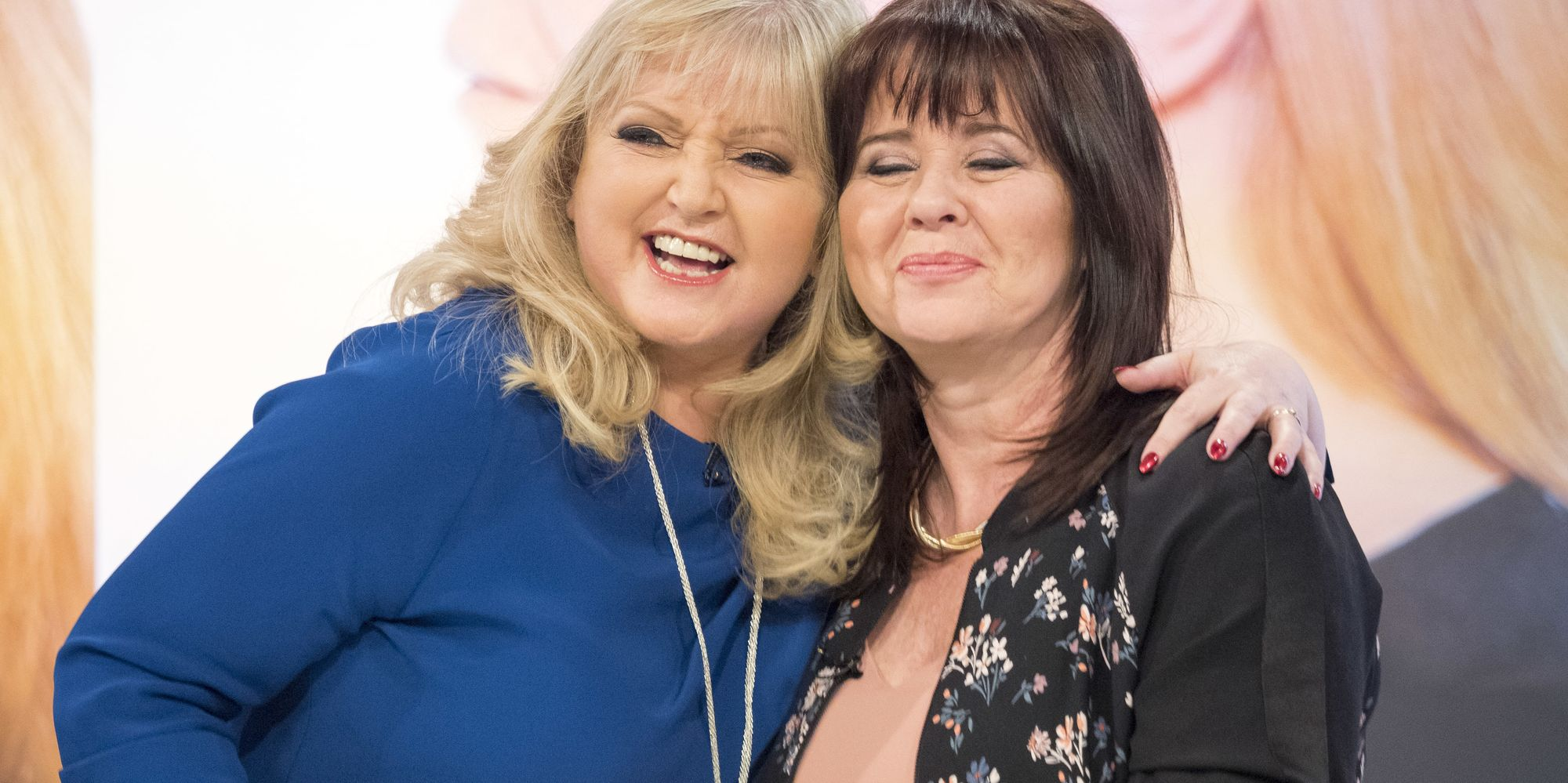Coleen Nolan Says Sister Linda's Cancer Diagnosis Pushed Her To Take Part In Swimsuit Photo-Shoot