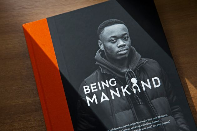 'Being ManKind' Project Hopes To Help Men Forget Masculine Stereotypes And 'Understand