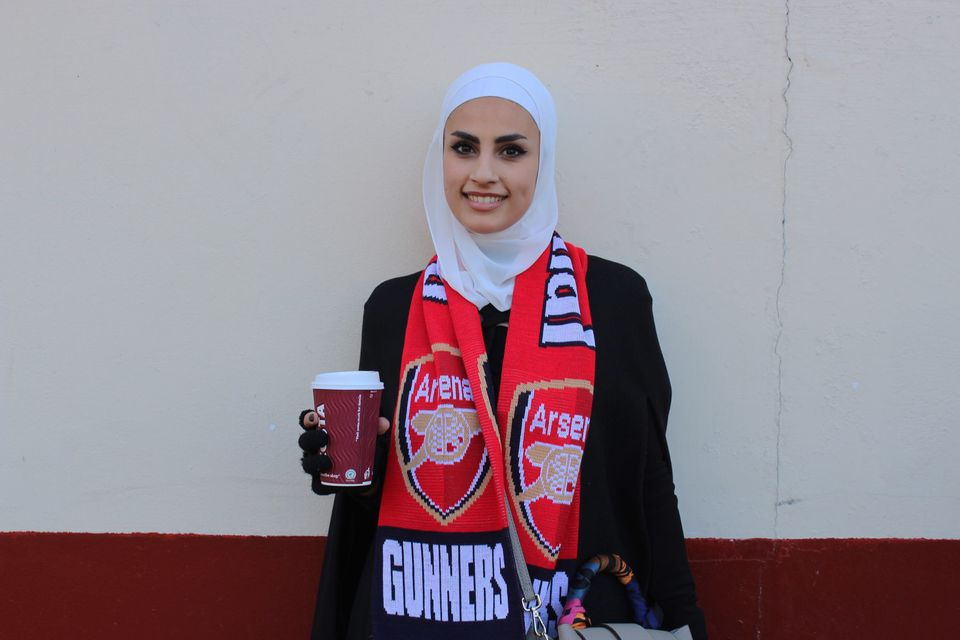 'This Fan Girl' Photo Project Shows What Female Football Fans Really Look