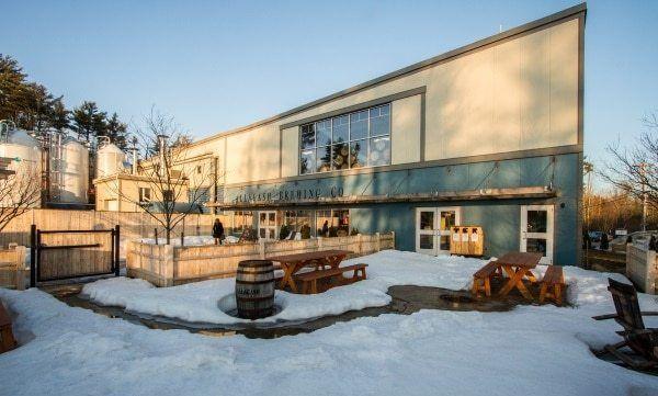 Allagash Brewery & Tasting Room