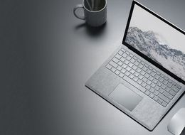 Microsoft's New Surface Laptop Is Absolutely Gorgeous
