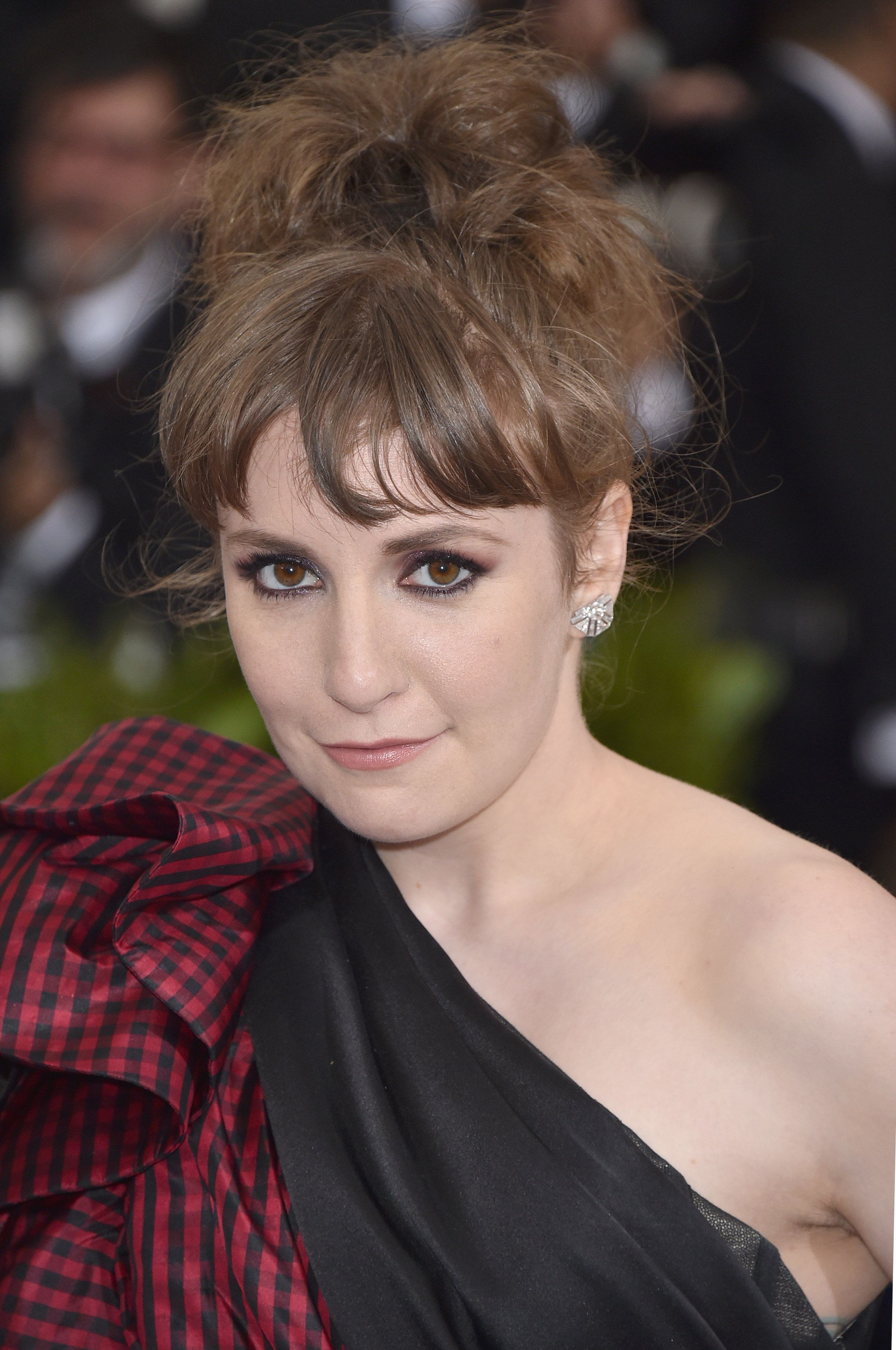 Lena Dunham Opens Up About OCD And Anxiety: 'There's No Shame In Asking For