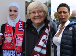 This Is What Female Football Fans Really Look Like