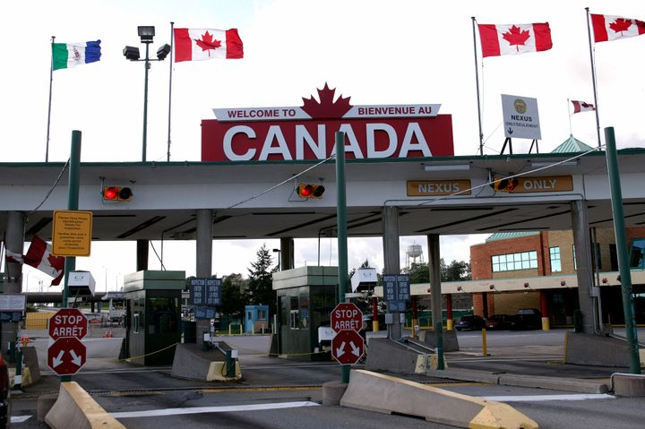 Heather Kancso of New York says her boyfriend was denied entry into Canada. When he was finally released after hours of
