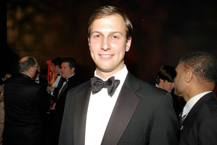 Jared Kushner attends TIME Magazine's 100 Most Influential People 2007 at Jazz at Lincoln Center on May 8, 2007 in New York City.