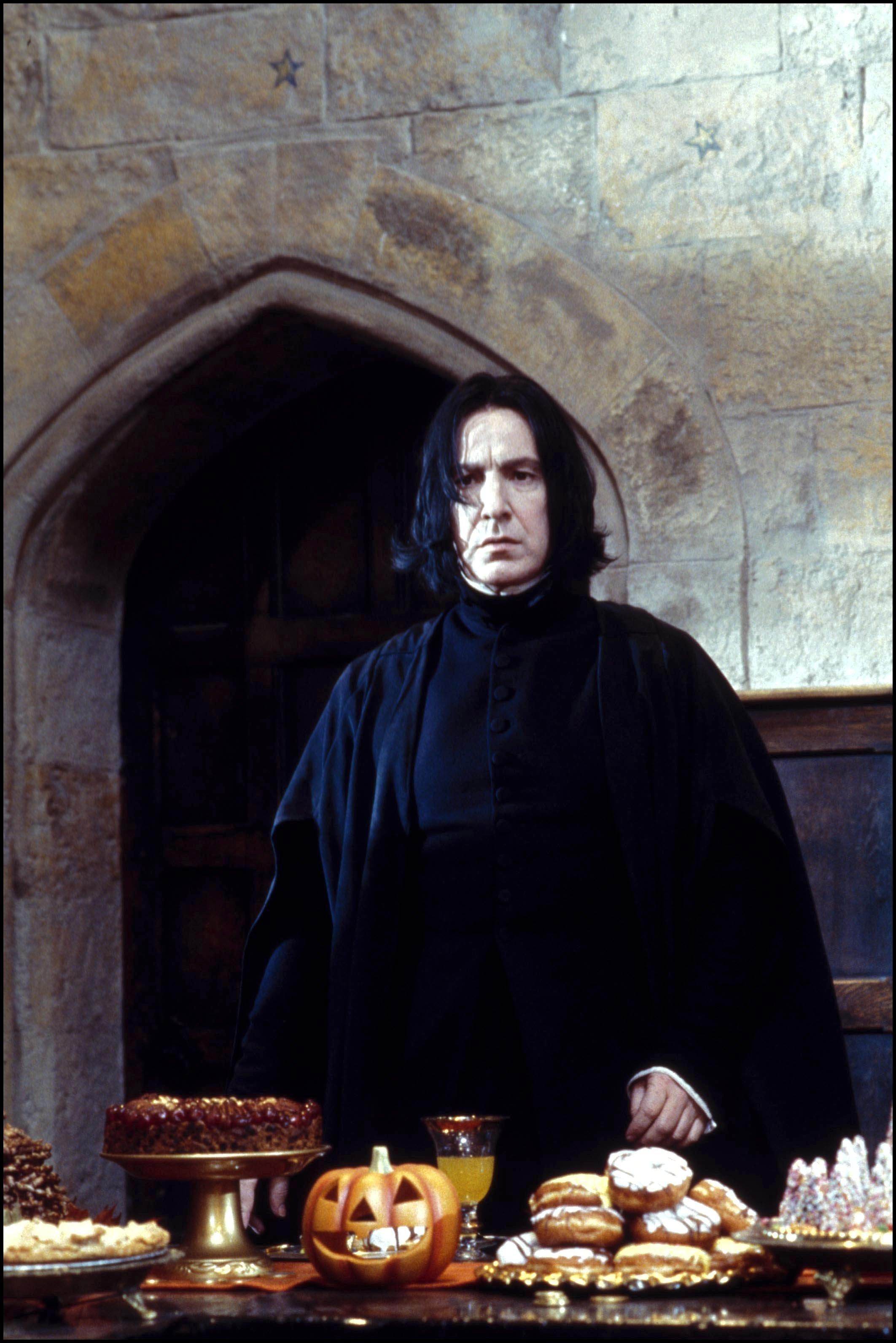 J.K. Rowling Finally Apologized For Killing Off Severus