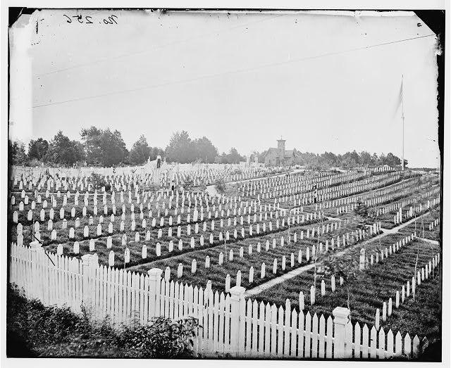 Alexandria, Va.  Soldiers' Cemetery