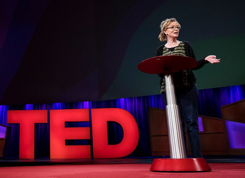 Anne Lamott - Author - at TED 2017