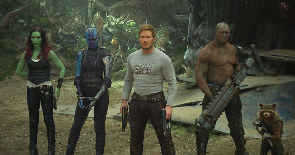 Directed by James Gunn • Written by James Gunn<br><br>Starring Chris Pratt, Zoe Saldana, Dave Bautista, Bradley Cooper,