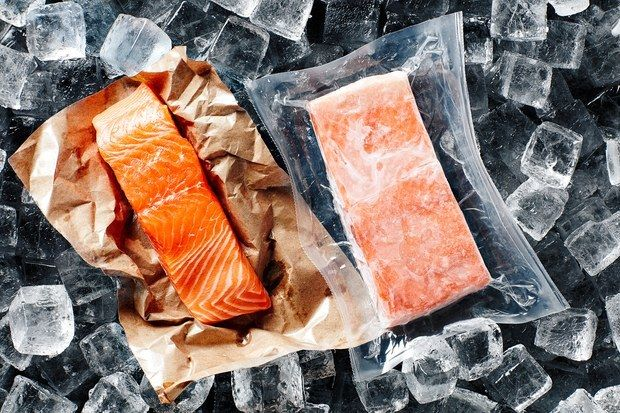 <p>Stock up on that sweet, sweet, well-priced salmon.</p>
