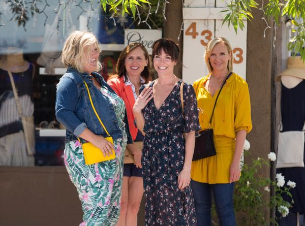 Directed by Althea Jones &bull; Written by Julie Rudd<br><br>Starring Toni Collette,&nbsp;Katie Aselton, Bridget Everett, Mol