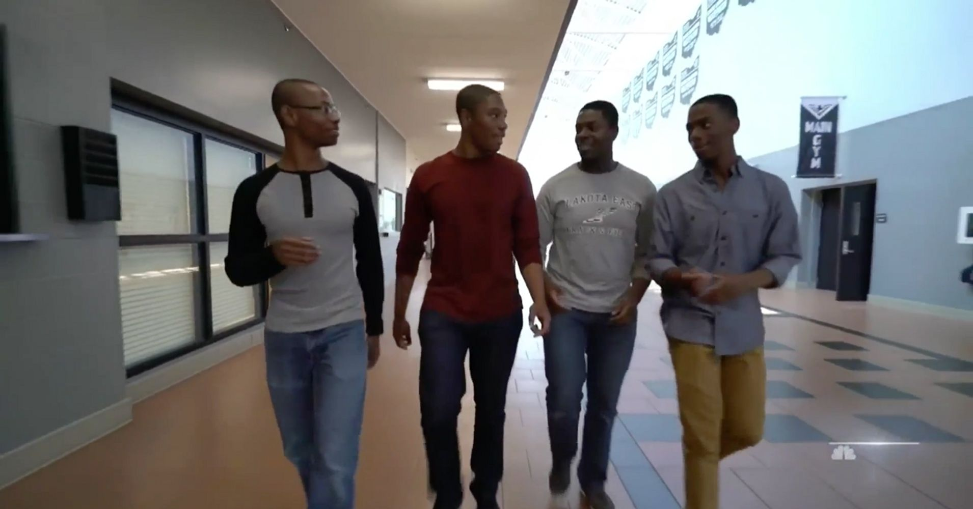 2605ba9df71a1c Quadruplets Accepted To 59 Colleges Combined Decide To Attend Yale Together