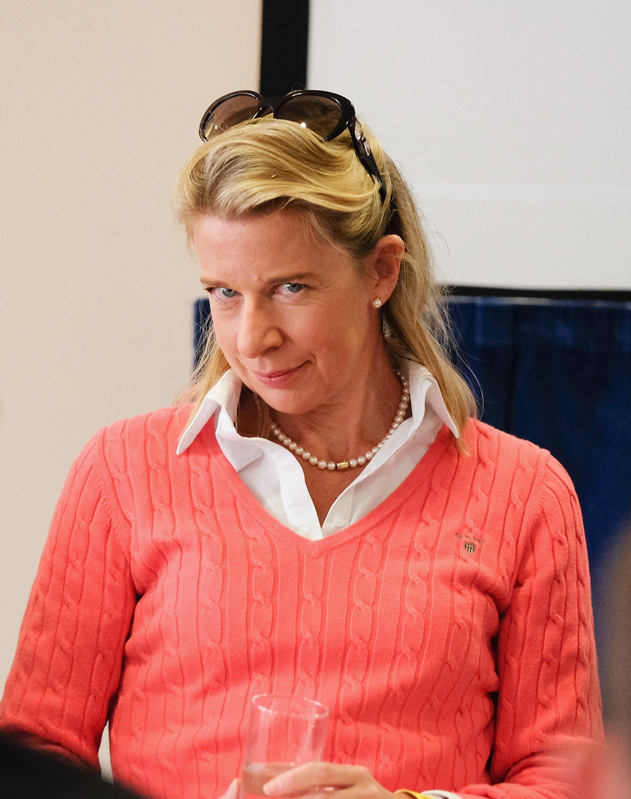 Katie Hopkins has declared herself 'a true version of a