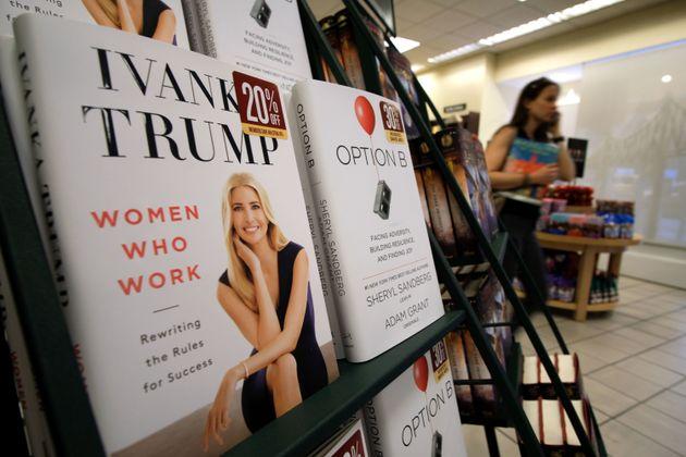 Ivanka Trump's 'Vapid' New Book Earns A Series Of Savage