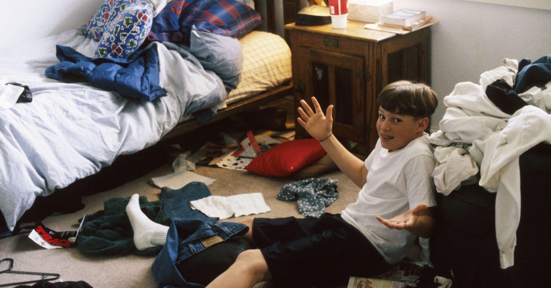 how to wake up a teenage boy huffpost