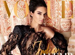 Kendall Jenner Collaborates With Mario Testino For Vogue India And The Photos Are Magical