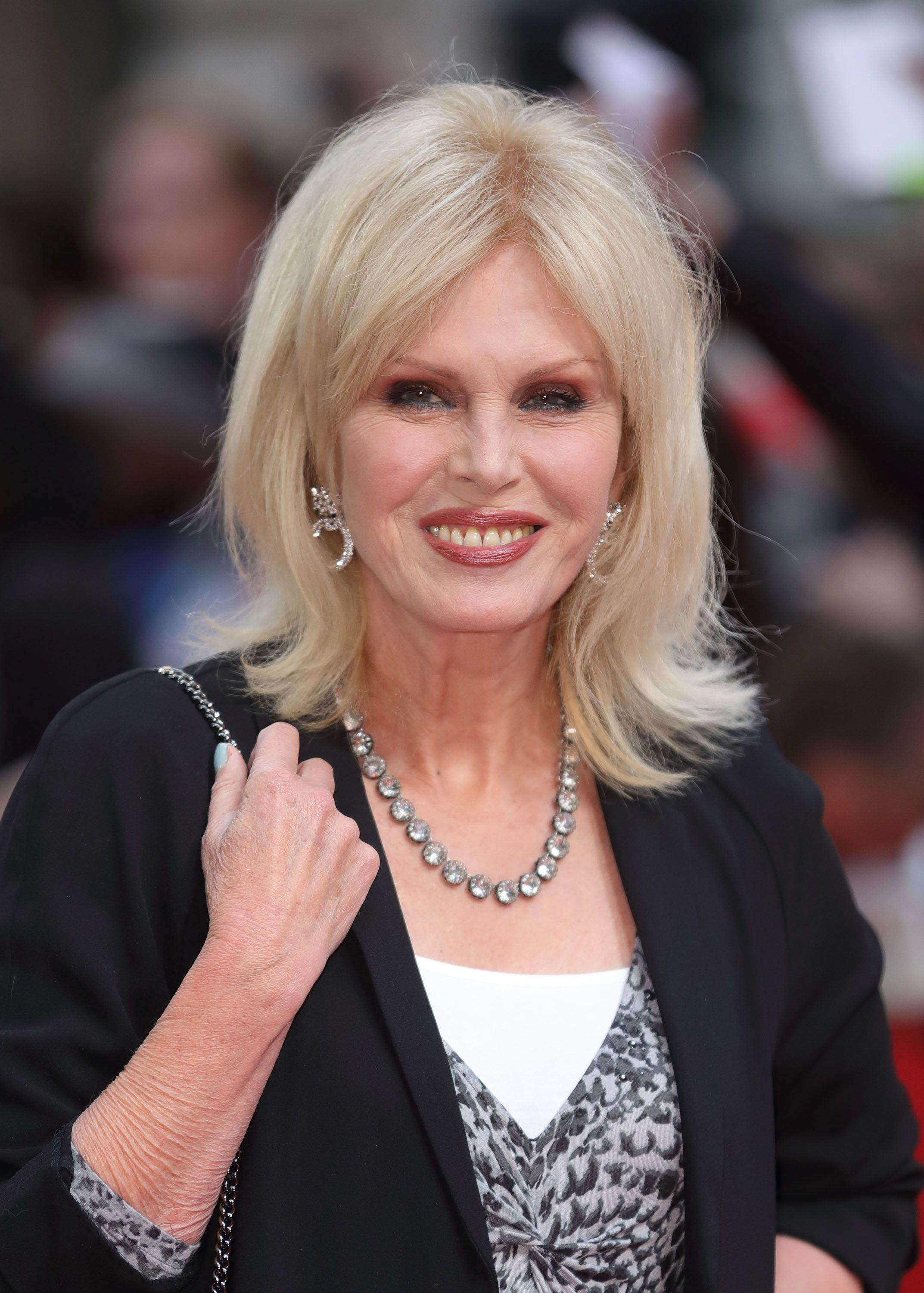 Joanna Lumley To Receive Highest Honour At This Year's TV