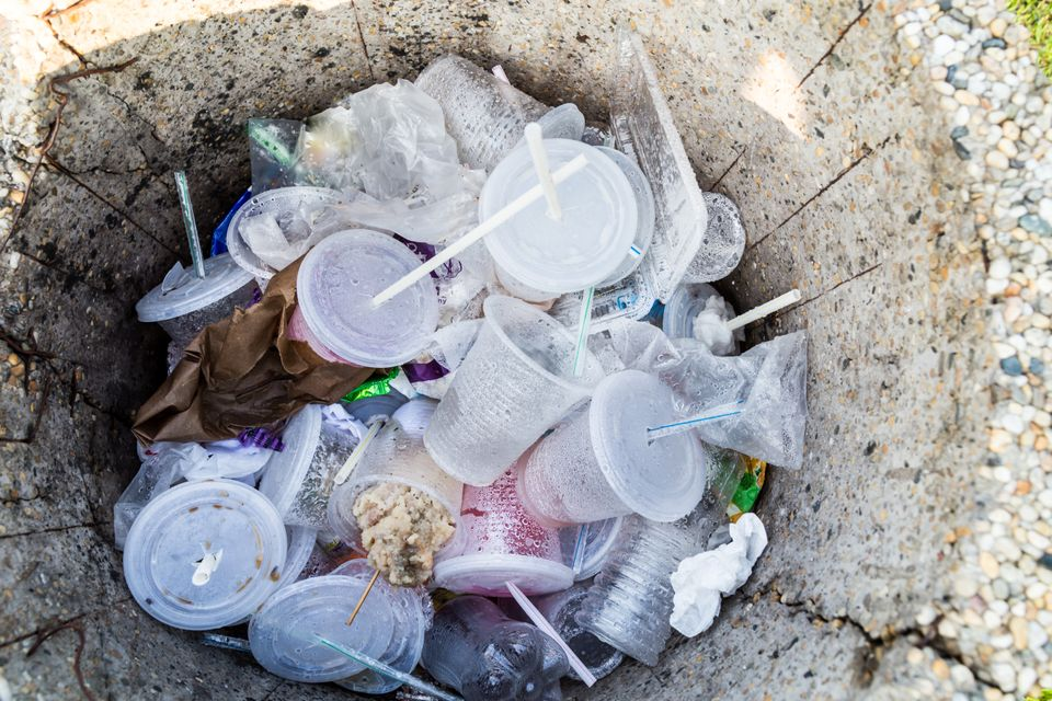 Eliminating plastics entirely from our lives isn't feasible, but we can all start<strong><i> minimizing our plastic wast