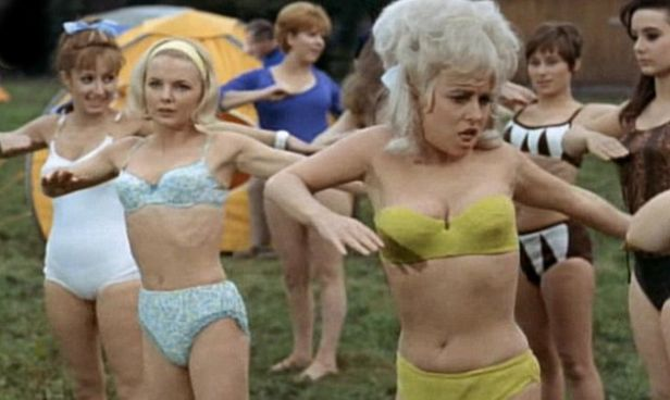 Carry On Films Spoilt Barbara Windsor, Claims 'Babs'