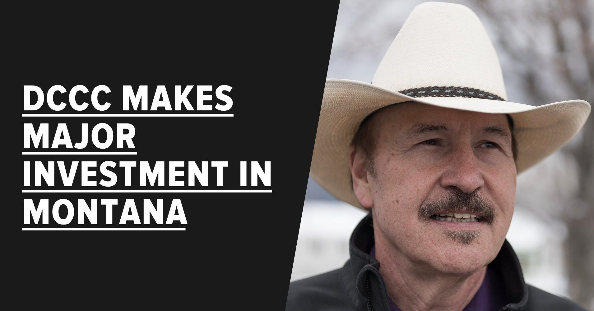 Democrats Make Huge Investment In Montana's U.S. House Race | HuffPost