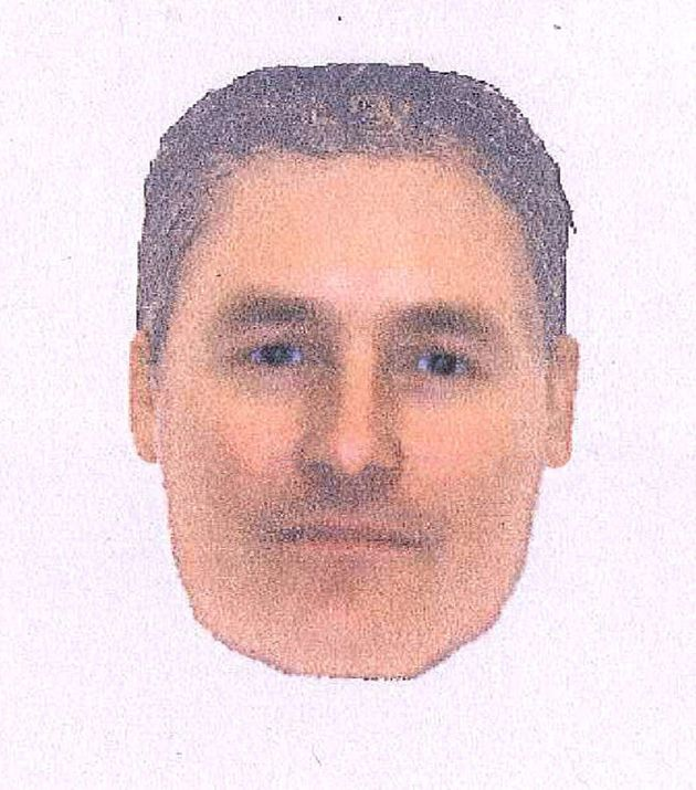 An e-fit released in 2013 of a man reportedly seen carrying a child around the time Madeleine