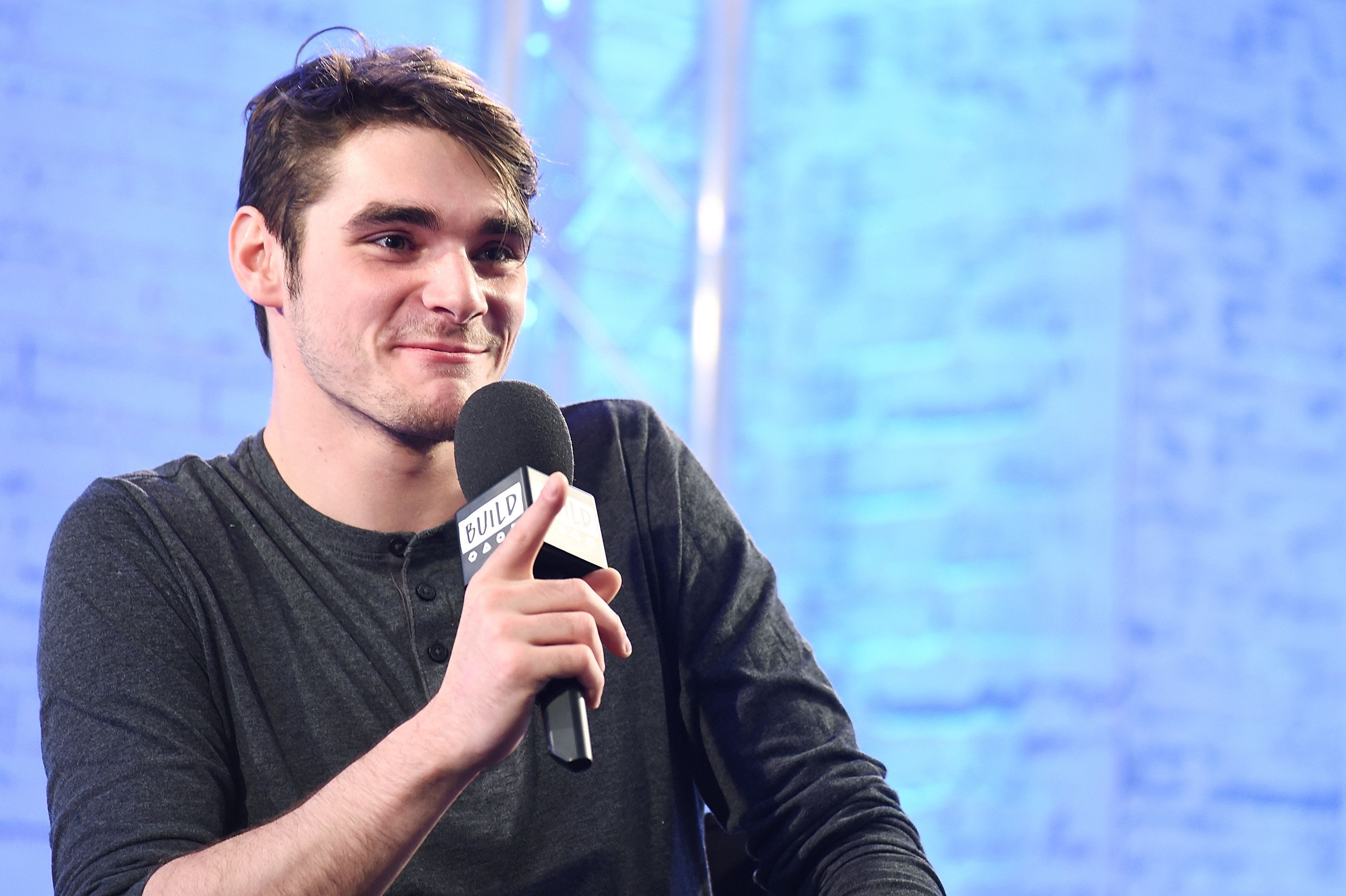 RJ Mitte Is The Latest Star To Sign Up For Channel 4's 'Bear Grylls' The