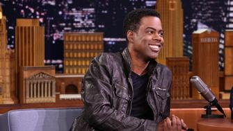 THE TONIGHT SHOW STARRING JIMMY FALLON -- Episode 0666 -- Pictured: Comedian Chris Rock during an interview on May 2, 2017 -- (Photo by: Andrew Lipovsky/NBC/NBCU Photo Bank via Getty Images)