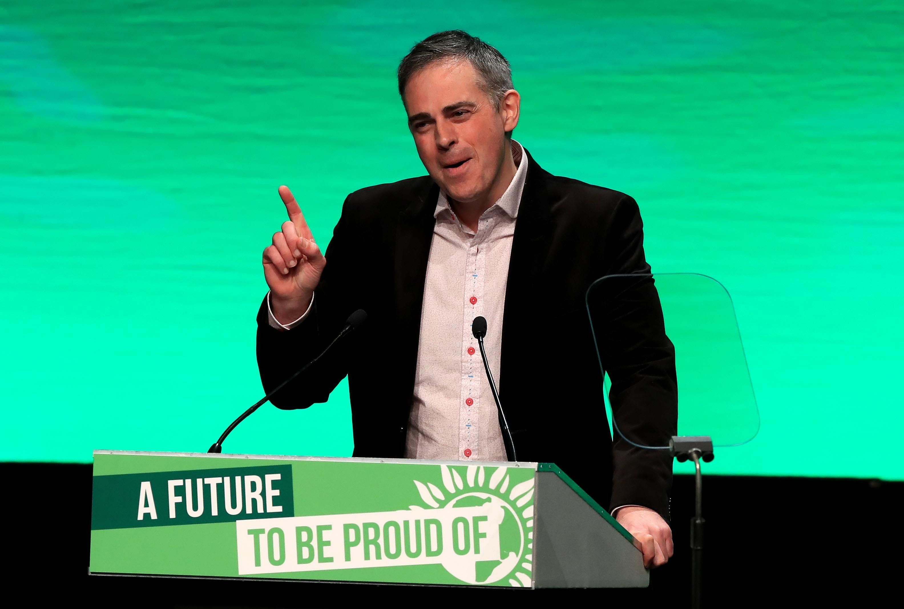 Greens Leader Jonathan Bartley Grilled On Progressive Alliances By Sixth