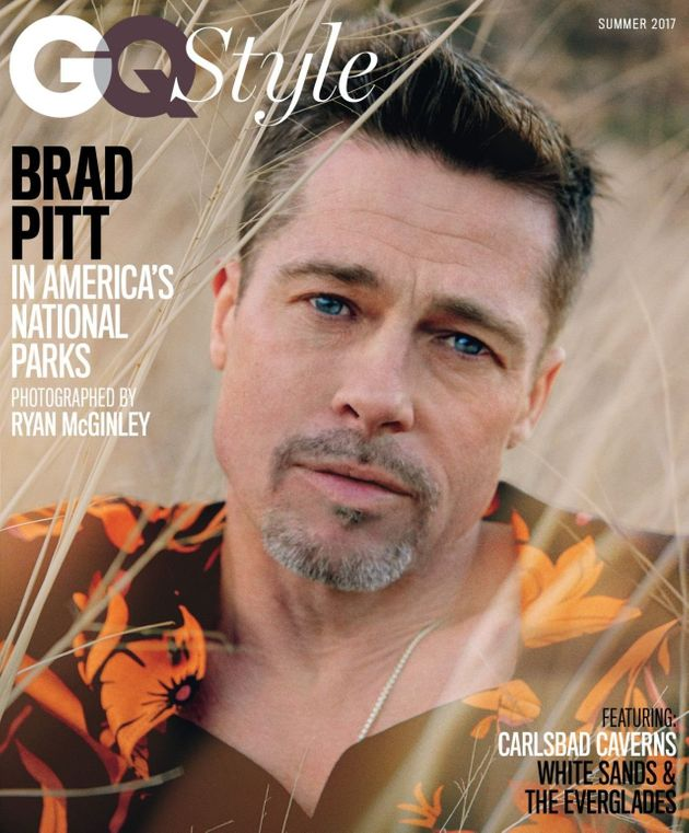 Brad Pitt Opens Up About His 'Ripped Apart' Family In First Post-Divorce