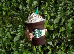 Starbucks' Newest Frapp Couldn't Be Further From The Unicorn Frappuccino
