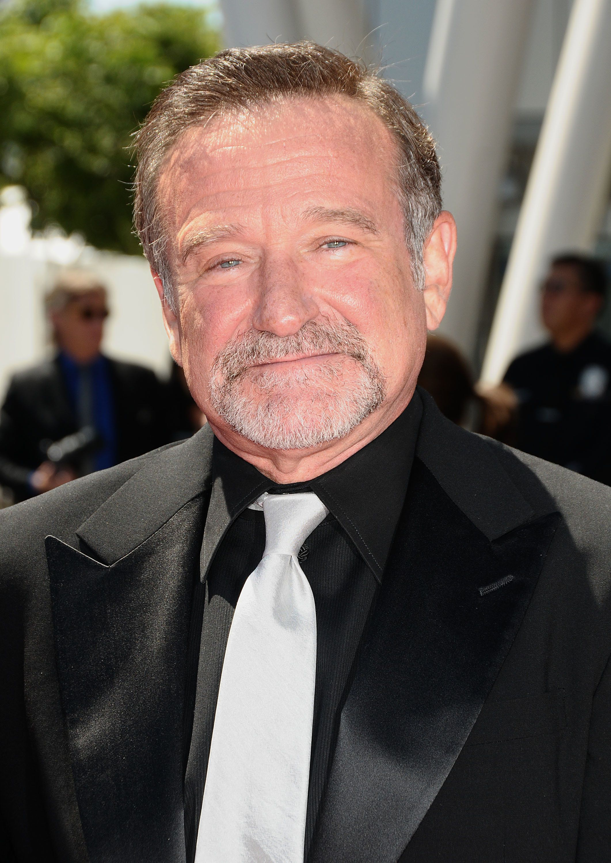 LOS ANGELES, CA - AUGUST 21:  Actor Robin Williams attends the 2010 Creative Arts Emmy Awards at Nokia Plaza L.A. LIVE on August 21, 2010 in Los Angeles, California.  (Photo by Jason LaVeris/FilmMagic)