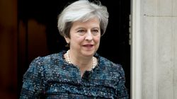 Theresa May Accuses EU Of Using 'Threats' To Deliberately Interfere In UK General