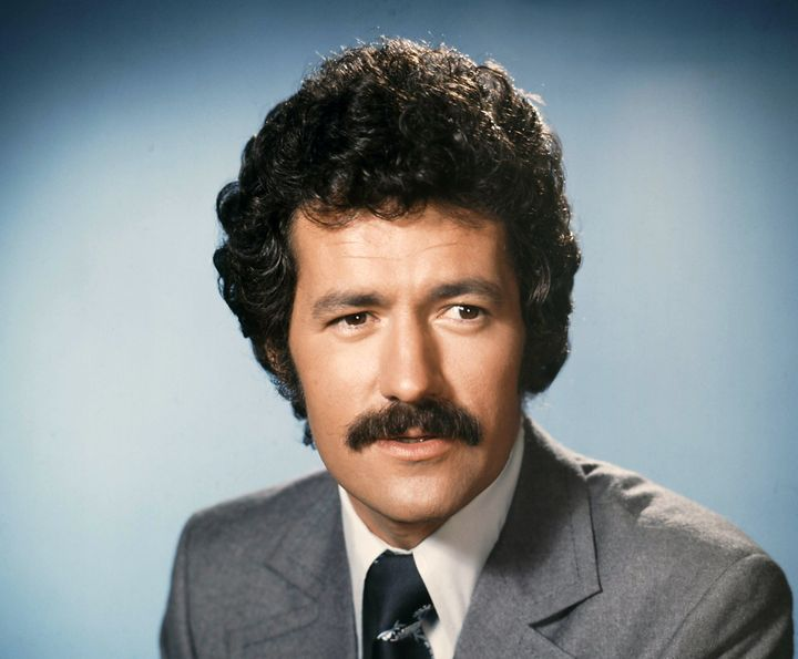 "Alex Trebek in 1984, the year a syndicated version of ""Jeopardy!"" launched."