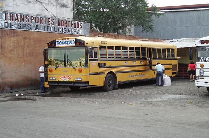 <strong>San Pedro Sula, Honduras</strong>
