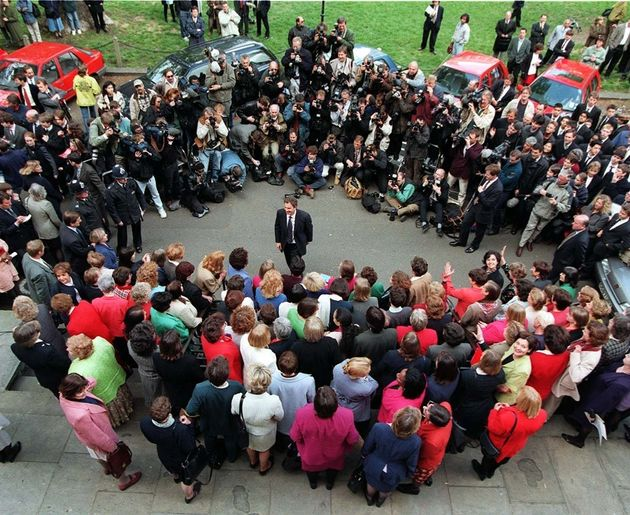 Record Number Of Women Labour Candidates For 2017 UK General