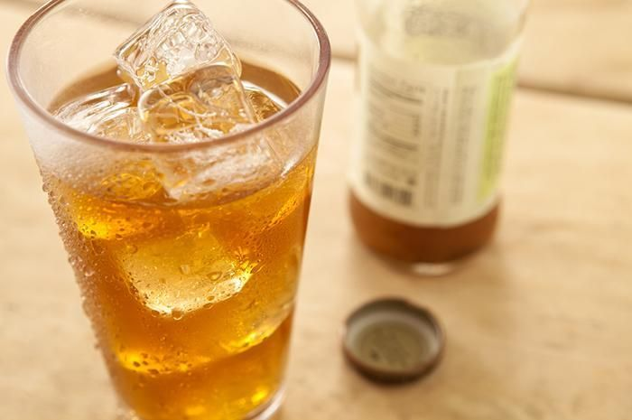 <strong>Bottle iced teas</strong>