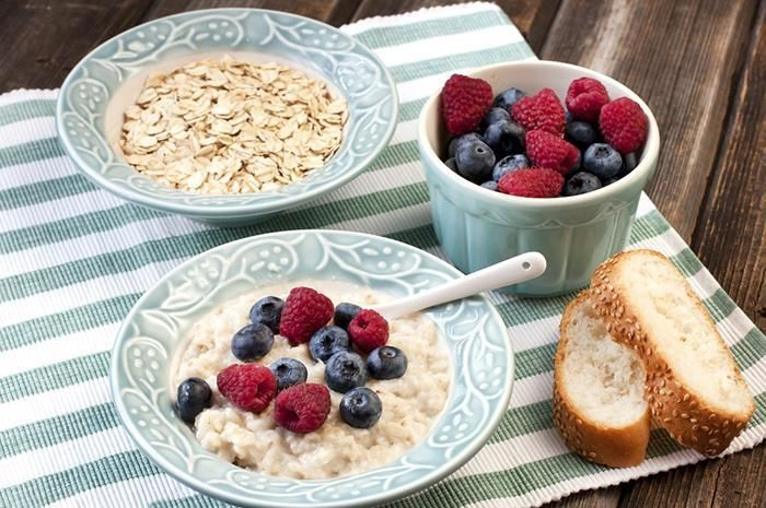 <strong>Instant oatmeal</strong>